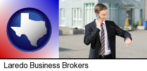 a business broker in Laredo, TX