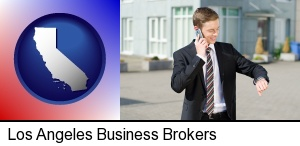 Los Angeles, California - a business broker