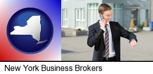 a business broker in New York, NY